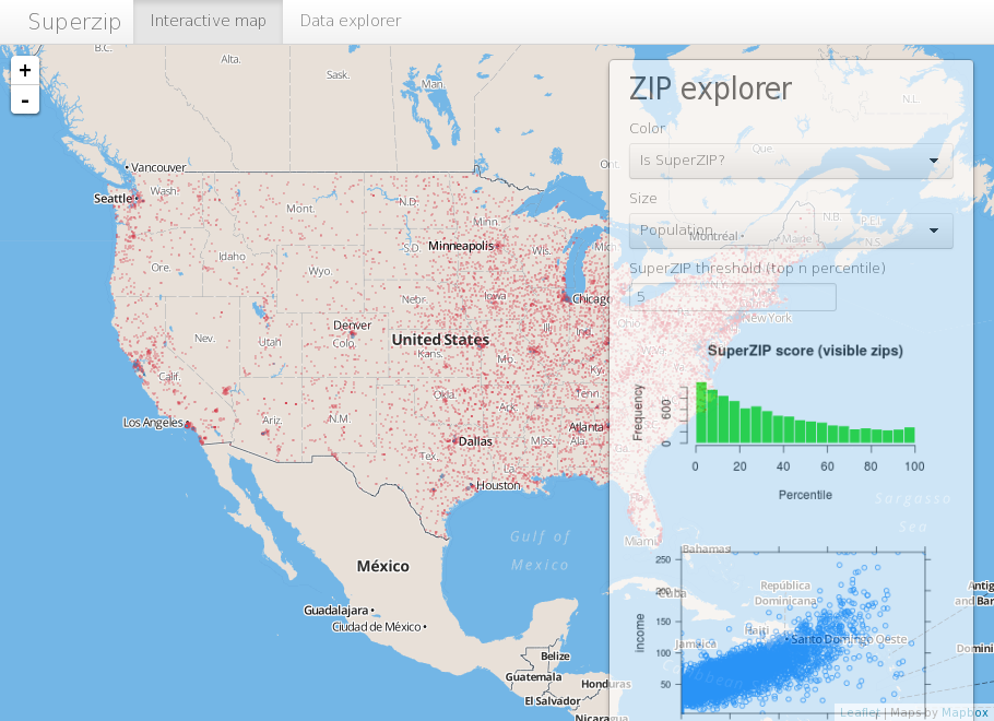 Shiny - Making map of us in r